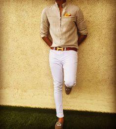 Look of the day, with a vibrant colour palette !  Linen jacket: Zara Pocket Square: Zodiac Belt: Hermes 42mm Jeans: super skinny topman Shoes: espadrilles Christian louboutin  #flexzonecouture #flexin #vibrant sunny #jacket #linen #hermes #zara #hermesbelt #hbelt #tan #leather #skinny #pocketsquare #white #pants #skinny #skinnyjeans #louboutin #louboutins #espadrilles #redbottoms #summer