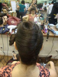 #penteados #coquebanana