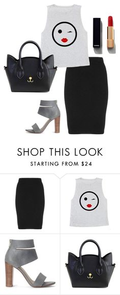 """""""Sophisticated Student Style"""" by britscarike on Polyvore featuring Manon Baptiste, Splendid and Chanel"""