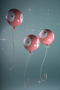 Tara McPherson Mr. Wiggles (Pink)