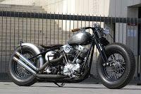 Moto Custom: Bobber Old School da manuale