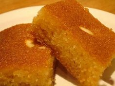 Greek Sweets, Greek Desserts, Greek Recipes, Sweets Recipes, Baking Recipes, Cake Recipes, Greek Cake, Cypriot Food, Low Calorie Cake