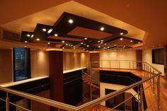 Live Room. Ático Center, Javeriana Universiy. (Design by WSDG)