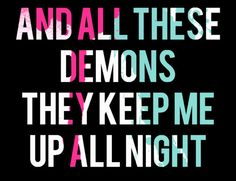 {blink 182 up all night}