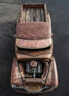 Rat Rod Trucks Rat Rods Rule Rat Rods Hot Rods Bikes Photos Builds Tech Talk Advice since 2007 Cool Trucks, Big Trucks, Semi Trucks, Dodge Trucks, Diesel Rat Rod, Diesel Trucks, Rat Rod Pickup, Pickup Camper, Jeep Pickup
