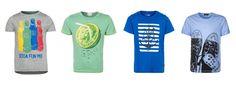 T-Shirt low cost di Diesel, Ebound, Name It e Antony Morato
