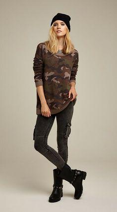 Collezione Donna Total Look - Catalogo 2013 - TEZENIS