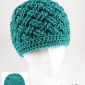 SALE * Aislinn Celtic Dream Hat - via @Craftsy