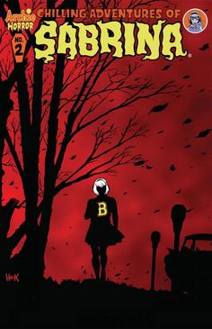 Archie Comics' plucky teenage witch Sabrina has been reimagined as the hero of a supernatural horror story by Roberto Aguirre-Sacasa and Robert Hack. Archie Comics, Afterlife With Archie, Comic Art, Comic Books, Teen Witch, Sabrina Spellman, Retro Poster, Horror Comics, Fanart