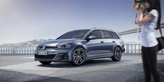 2017 VW Golf GTD Variant facelift