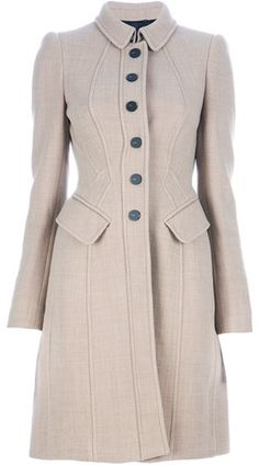 Fitted Coat