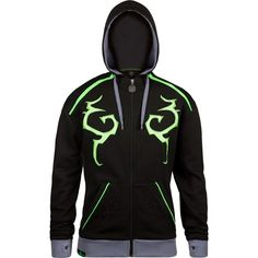 J!NX : World of Warcraft Legion Illidan Premium Zip-up Hoodie