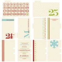 Christmas Cheer Index Journaling Cards By Lily Bee Design      10 unique index cards:   8 - 3x4 in.   2 - 3x5 in.      Part of the Christmas Cheer Collection collection.