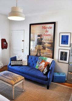 83 best blue+COUCHES images on Pinterest | Blue couches, Blue sofas ...