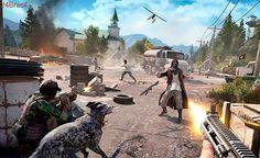Apenas um jogador no modo co-op em Far Cry 5 poderá ter progresso salvo na história [Rumor]