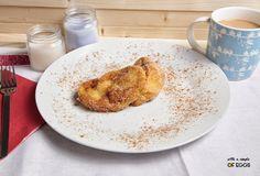 Receta de torrijas  Torrijas's recipe