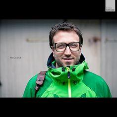 Paul Ripke #067 by Markus Schwarze, via Flickr Raincoat, Photo And Video, People, Fashion, Black, Rain Jacket, Moda, Fashion Styles, Folk
