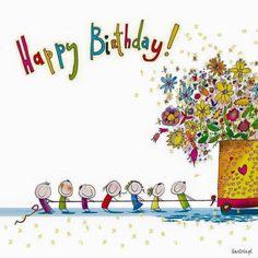 Happy Birthday Signs, 15th Birthday, Birthday Greetings, Humor Minion, Minions, Minion Banana, Happy B Day, Wedding Quotes, Blogger Themes
