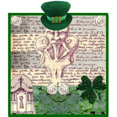 from polyvore homage to the leprechaun homage to the leprechaun by ...