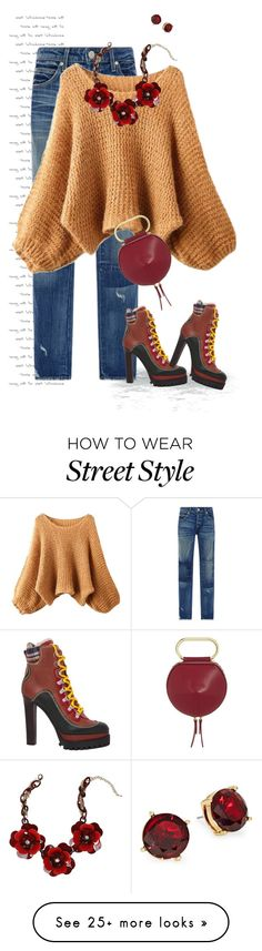 """""""Street style"""" by janemichaud-ipod on Polyvore featuring AMO, Dsquared2, Bebe, Lauren Ralph Lauren and 3.1 Phillip Lim"""