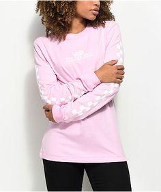 965e7b82fa Women s T-Shirts Vans Hoodie