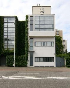 Le Corbusier for René Guiette (antwerp)