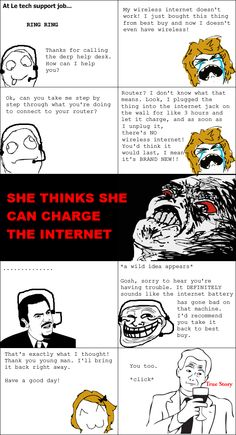 I laughed soooo hard! Funny Cute, The Funny, Hilarious, Make You Smile, Are You Happy, Best Memes Ever, Troll Face, Rage Comics, Tech Support
