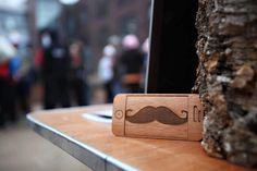 We #Moustache you if you like this one!  #MoustacheCase #WOODCHUCK