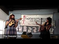 Invasion of the GoGirls at SXSW - Austin Java 3-16-12