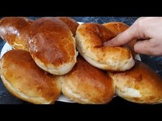 Sweet Cooking, Savoury Baking, Russian Recipes, Pretzel Bites, Hot Dog Buns, Food To Make, Sausage, Deserts, Food And Drink