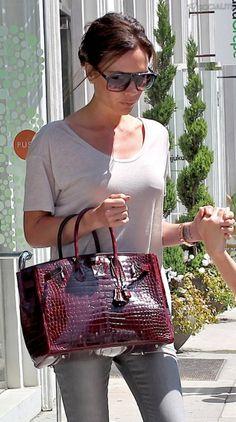 Victoria Beckham love the bag