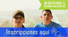 Inscríbete en este enlace y participa en la primera carrera por la Policía: http://www.obrassocialespolicianacional.org/carrera/