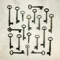 """""""The Key Collection"""" by Jillian Audrey"""