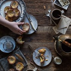 If you want your own taste of Portugal, I'm so excited to say you can find my recipes for at home Pastel de Nata and a traditional Portuguese soup, Caldo Verde in this month's issue of @foodandwine. Currently sitting at a café in Lisbon with @littleupsidedowncake, her family, and @bazaraite with another retreat behind me. Portugal has stolen my heart all over again.