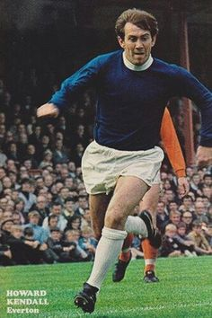 Howard Kendall, Everton Football Clu