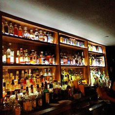 Idle Hands Bar: This whiskey-proficient, formerly subterranean (and now two-floor) rock bar is also locked and loaded with a constantly changing array of top-notch brews.