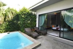 Deluxe Suite in Poolvilla Villa, Koh Samui, Thailand, Outdoor Decor, Home Decor, Decoration Home, Room Decor, Home Interior Design, Fork