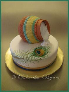1000+ images about KrishnaTheme Birthday on Pinterest ...