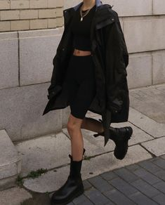 Fall Fashion Outfits, Look Fashion, Korean Fashion, Winter Outfits, Cool Outfits, Autumn Fashion, Summer Outfits, Womens Fashion, Travel Outfits