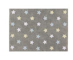 "Dywan ""Tricolor Stars Blue"", 120 x 160 x 1,5 cm"