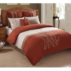 Best Rust Colored King Sheets - http://coloringpagesgreat.science ...