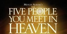 My favorite books are those worth underlineing, and this is one of them: inspirational, and has a beautiful and heartbreaking storyline. Can't wait to read another Mitch Albom book!