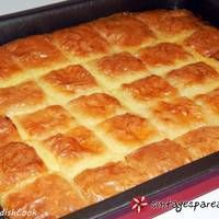 Microwave Chicken Parmesan and Chicken Brеаѕt Greek Sweets, Greek Desserts, Party Desserts, Greek Recipes, Food Network Recipes, Cooking Recipes, Bread Dough Recipe, Sweets Cake, Food Hacks