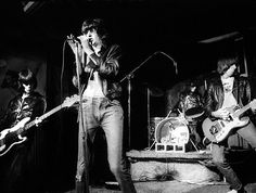 The Ramones By , Leland Bobbe