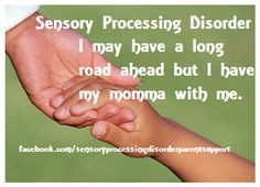 SPD Sensory Processing Disorder Parent Support