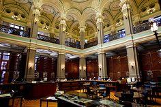 Interior da Biblioteca Nacional - Rio de Janeiro - Pesquisa Google