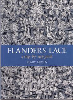 Archivo de álbumes - Niven, M. - Flanders lace step by step