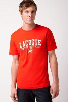Camisa de Lacoste $55