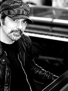 Daniel Lanois - Canadian guitarist, vocalist, songwriter and record producer.  He is best known for producing albums for a wide variety of artists, including Bob Dylan, Neil Young, Peter Gabriel, Emmylou Harris, Willie Nelson, and U2.