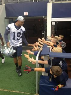 Miles Austin!!my celebrity crush beyond